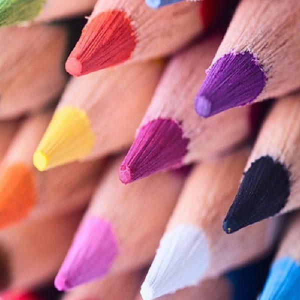 مداد رنگی